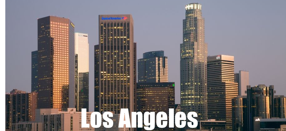 Los Angeles Ozone Treatment and Odor Removal