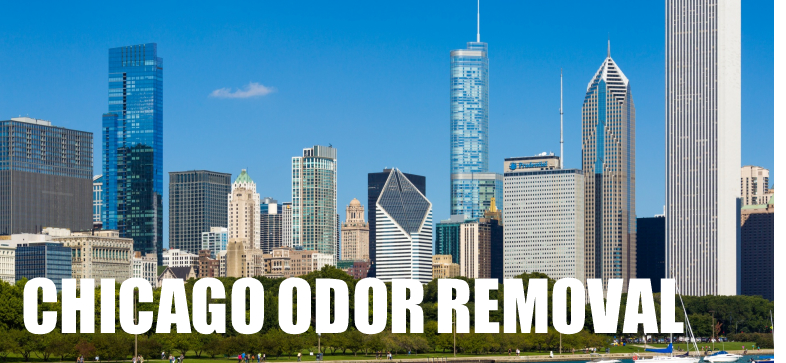 Chicago Odor Removal
