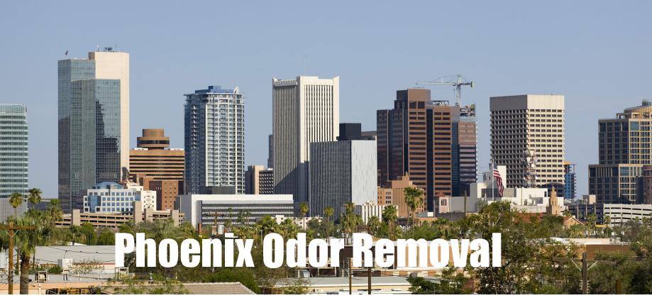 Odor Removal in Phoenix