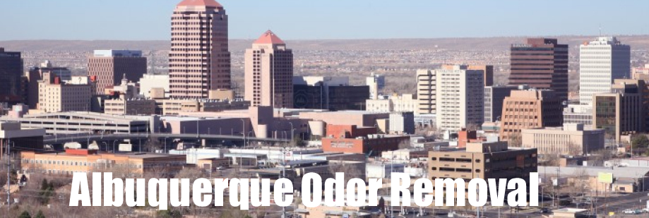 Odor Removal in Albuquerque