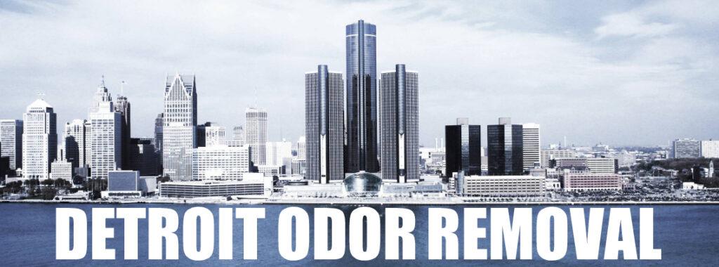 Detroit Odor Removal